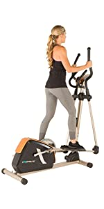 Exerpeutic Aero Air Elliptical, Exerpeutic Gold XL9 Aero Elliptical & Exercise Bike Dual Trainer · ProGear 300LS Air Elliptical with Heart Pulse Sensors ...