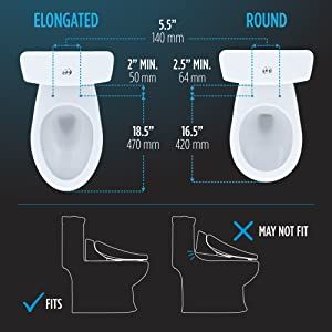 Cotton White 2 Pack Deodorizer TOTO SW2044#01 C200 Electronic Bidet Toilet Cleansing Water Warm Air Dryer and PREMIST Elongated Heated Seat