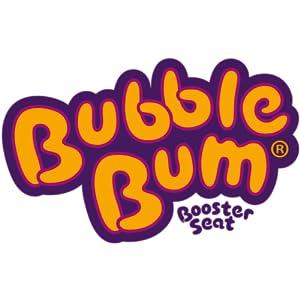 BubbleBum Inflable Asiento Elevador Para Niños, Grupo 2/3, Negro ...