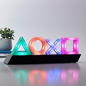 Playstation; PS4; Sony; Zubehör; Gadget; Lampe; Leuchte; Licht