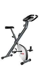 FITFIU Fitness BEST-220 Bicicleta Estática Spinning Plegable con ...