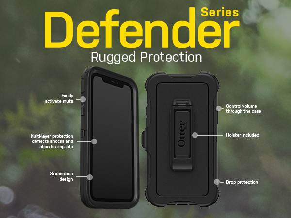 iphone 11 case, best iphone 11 case, defender iphone 11 case, otterbox iphone 11 case