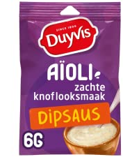 DUYVIS DIPS AIOLI