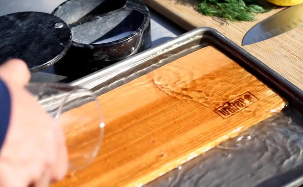ファイヤースパイス スギ板