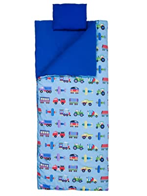 Boys girls summer baby Blend cotton kids slumber for 0-1 years sleeping bag