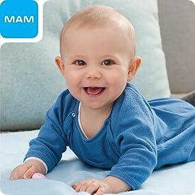 Amazon.com: Chupete Mam Start ortodoncia, recién ...