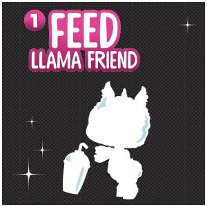 пупси лама;  лама;  пупси сюрприз лама;  лама;  попсовый единорог;  заморожена;  Сделай сам слизь;  милая слизь