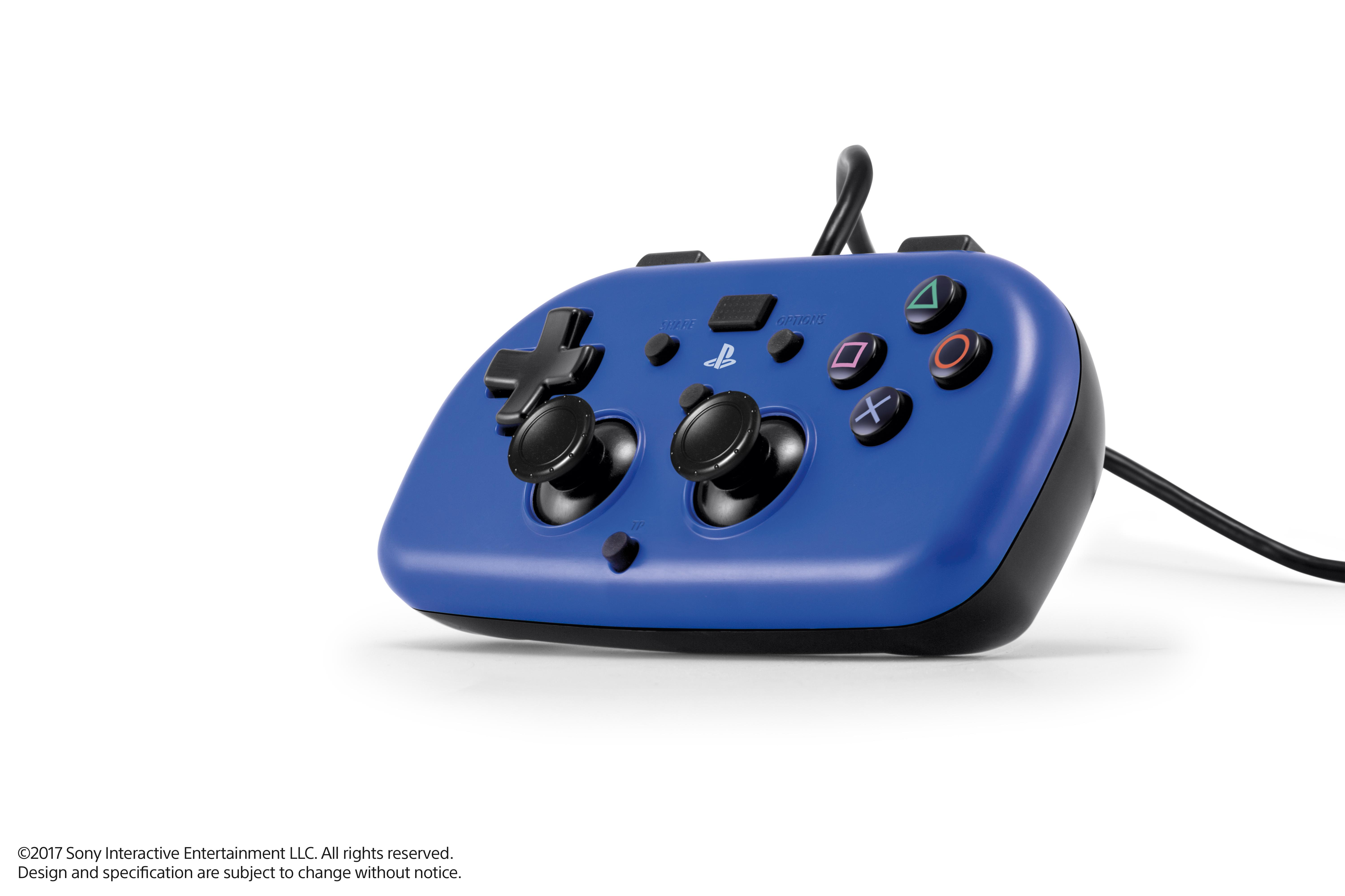 Amazon.com: PlayStation 4 Mini Wired Gamepad: Video Games