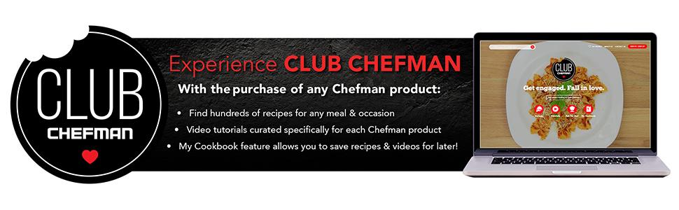 Amazon Com Chefman 3 In 1 Indoor Grill Pot Amp Skillet