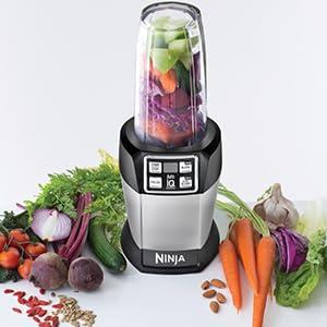 Nutri Ninja, Ninja Blenders, Ninja BL480, Personal Blenders, Smoothies, Fruit vegetables blender