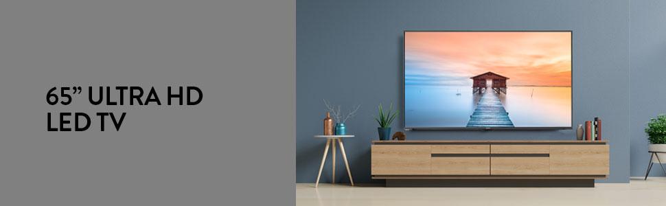 """65"""" ULTRA HD LED TV"""
