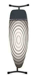 titan oval ironing board; reliable ironing board; brabantia ironing board; ironing boards;iron-board
