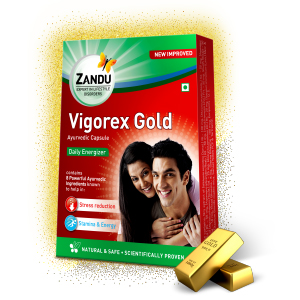 Zandu vigorex Gold