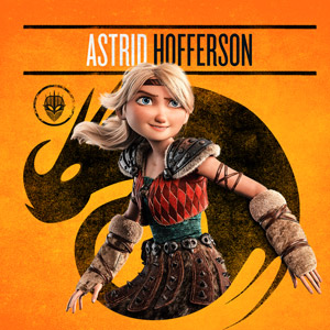 astrid, dragons, how to train your dragon, hidden world, dvd, blu-ray, 4k, movie, collection, box