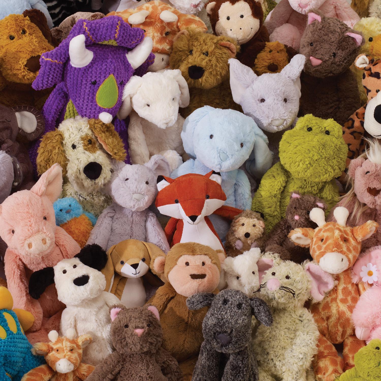 Stuffed Animal Toys : Amazon manhattan toy lanky cats ziggy black toys