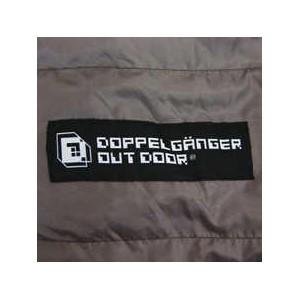 DOPPELGANGER OUTDOOR(ドッペルギャンガーアウトドア) ヒューマノイドスリーピングバッグ 人型寝袋 ver.4.0