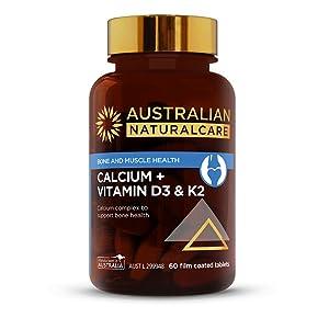 Calcium Vitamin D3 & K2