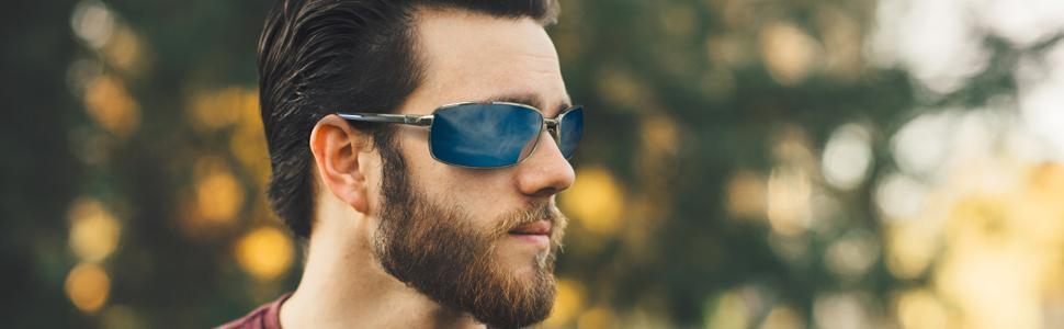 aa7251dd74d Sunbelt Men s Neptune 190 Polarized Sunglasses
