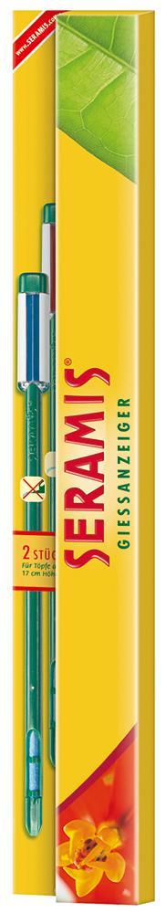 2 Stück Kein Batteriebetrieb,... Seramis Gießanzeiger für alle Topfpflanzen