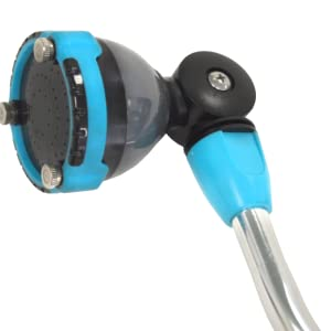 S&M 580727 Nebulizador portátil con tripode, Azul: Amazon.es: Jardín