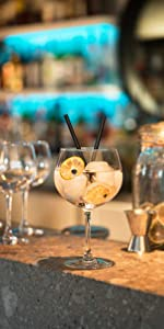 verre a gin, verre a cocktail