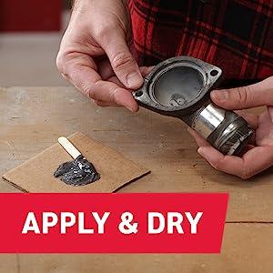 Apply & Dry