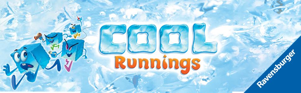 Cool Runnings: Wer schmilzt, verliert!: Mahy, Olivier: Amazon.es: Juguetes y juegos