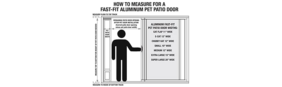 Measure; Pet; Door; Perfect; Ideal