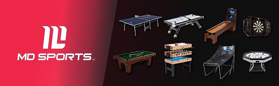 c87e2383f MD Sports Tenis de Mesa Set