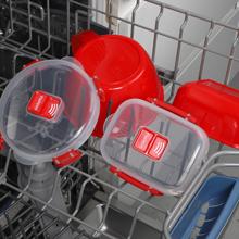 Microwave Safe, Dishwasher Safe & Freezer Safe