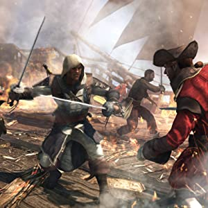 Assassin's Creed 4 Black Flag PlayStation 4 Xbox One PS4