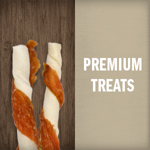 premium dog treats