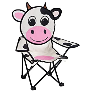 Superb Pacific Play Tents 56104 Milky The Cow Kids Chair Theyellowbook Wood Chair Design Ideas Theyellowbookinfo