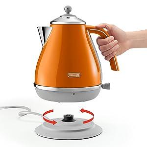detachable kettle