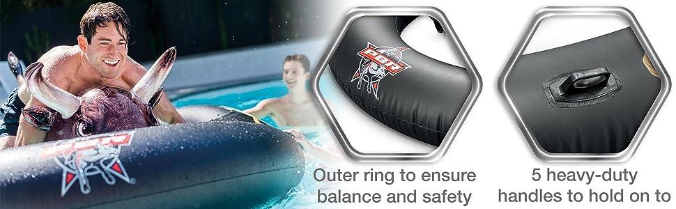 Amazon.com: Juguete inflable para piscina, 94