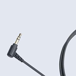 A picture of the 3.5mm headphone jack