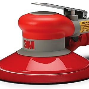 TM Self-Generated Vacuum Random Orbital Sander 20327 Pack of 1 6 Tool Diameter x 3//16 Orbit Diameter 3M