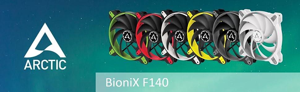 Arctic BioniX F140 case fan