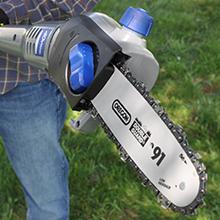 westinghouse lithium ion battery 20v 20v+ cordless lawn garden tool pole saw 8 in. oregan bar