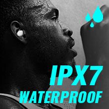 IPX7 weatherproof function