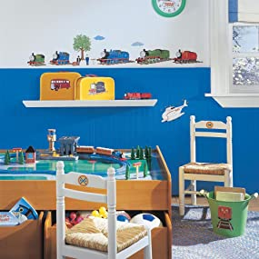 Thomas The Tank Engine Peel And Stick Wall Decals, Peel And Stick Wall  Decals Part 91