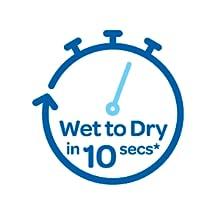 Wet to Dry
