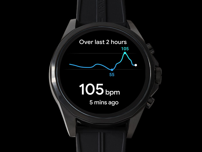 armani exchange smartwatch  Armani Exchange Men's Smartwatch Powered with Wear OS by Google with Heart Rate, GPS, NFC, and Smartphone Notifications a8f02a23 ea78 4ef4 b49d a9550e3e4e66