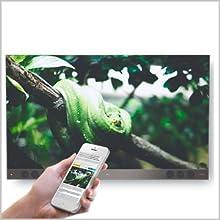 TCL U55X9006 140 cm (55 Zoll) QLED Fernseher (UHD, Triple