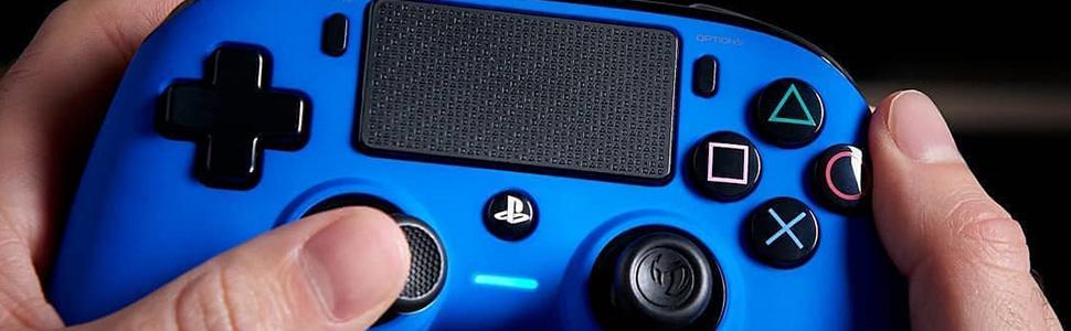 Compact Controller Nacon; Nacon;  PS4; Playstation; Controller Playstation;