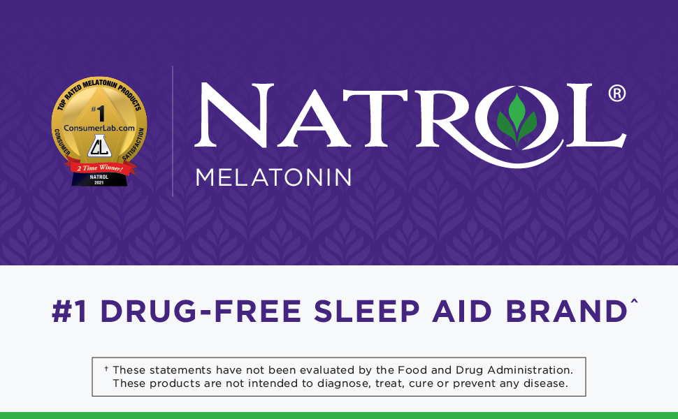 Natrol Melatonin #1 Drug Free Sleep Aid*