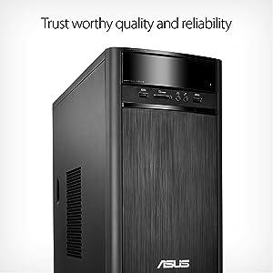 ASUS VivoPC K31CD Tower Desktop PC