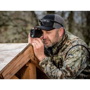 Long range precision rangefinder
