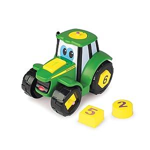 TOMY 42946 Kinder Traktor: : Spielzeug