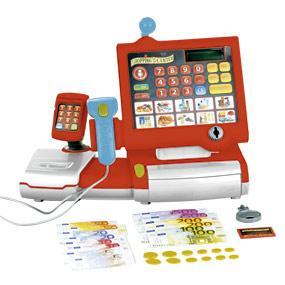 itsImagical- Caja registradora electrónica con luz y Sonido (Imaginarium 87611): Amazon.es: Juguetes y juegos